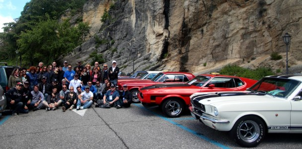 Gruppo storico RSM - Classic Mustang Italy :: Mustang Register of Italy - Registro nazionale Ford Mustang - Registry italiano